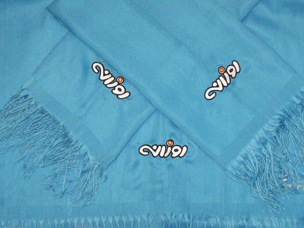شال و روسری تبلیغاتی