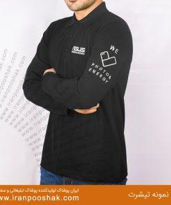 تیشرت مشکی Asus Zenphone