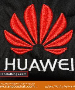 نمونه کاپشن تبلیغاتی شرکت هوآوی