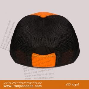 کلاه کتان لبه دار سفارش شرکت آرین ماشین